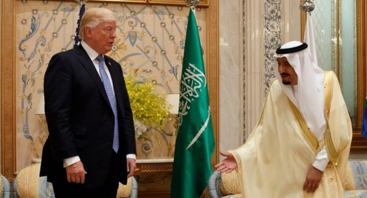 No, Saudi Can't Save Trump from High Gas Prices
