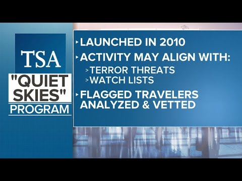 'Quiet Skies': US Latest Spying Program on Unsuspecting Air Passengers