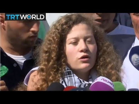 Top 5 Things Released Palestinian Activist Ahed Tamimi Learned in Colonial Israeli Prison
