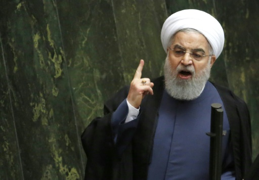 Iran Parliament rakes Pres. Rouhani over Coals on Economy as Centrists Weaken