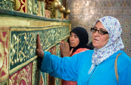 Morocco's Visitation of the Poor honors Sufi Muslim Saint