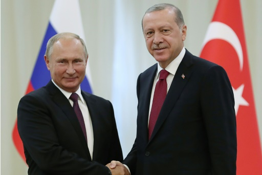 Putin agrees with Erdogan to Spare Syria's Idlib from Assault if Radical Fighters Withdraw