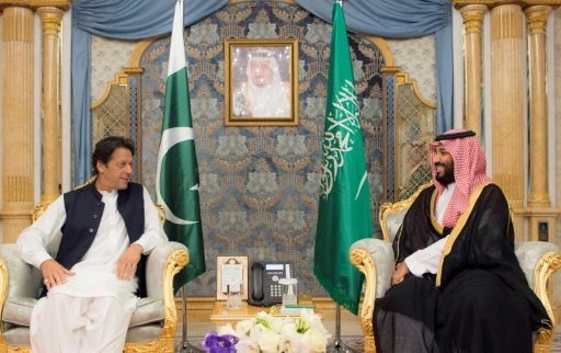 Pakistan Invites Saudi Arabia to Invest in China Economic Corridor