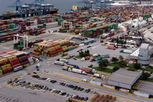 US Ports Hurting from Trump's anti-China Trade War, Warn of Severe Crisis in Six Months