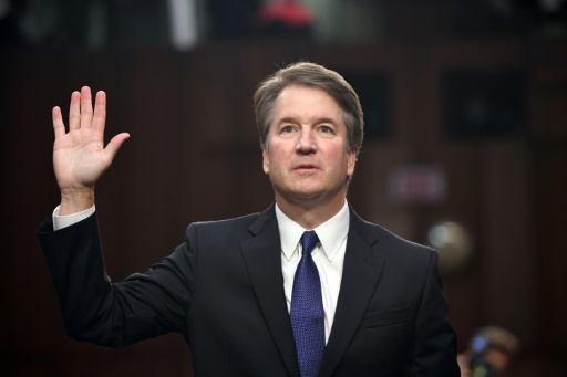 Accusation of 1980s Sexual Assault Dogs Brett Kavanaugh, Trump's Supreme Court Nominee