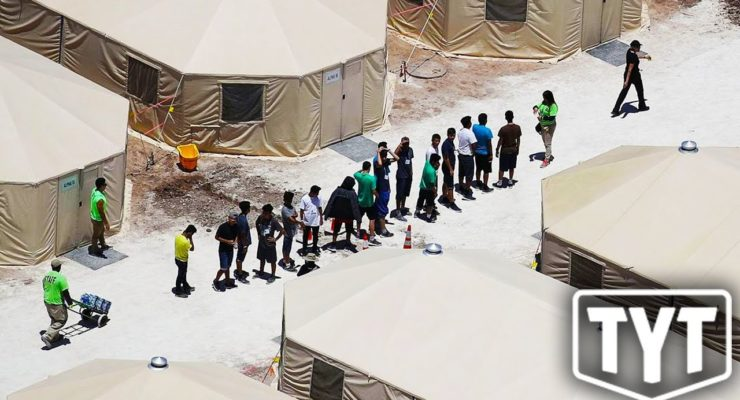 Is the Trump Administration Drugging the 13,000 Detained Immigrant Children?
