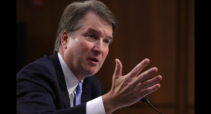 Kavanaugh: Dr. Christine Blasey seeks to Forestall a Trauma to the Nation that was Inflicted on Her