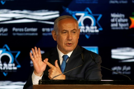 Israeli PM Netanyahu warns of Plot to Topple him, as Rivals charge Paranoia
