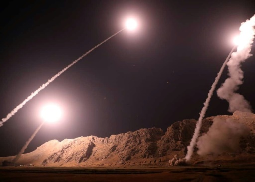 Iran fires Ballistics Missiles in Syria for 1st Time, Punishing ISIL for Ahvaz Attack
