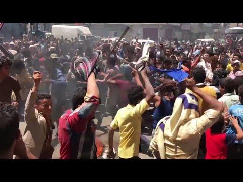 Yemen: Saudi-led War, Climate Change Creating Disastrous Water Shortage
