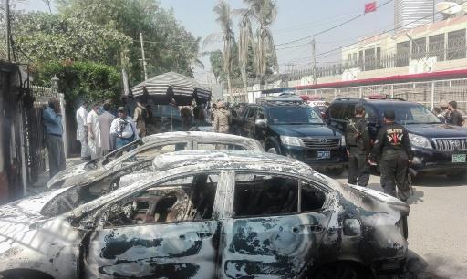 "Pakistan: Baluch Separatists Storm ""Oppressive' Chinese Consulate in Karachi, kill 2 Policemen"