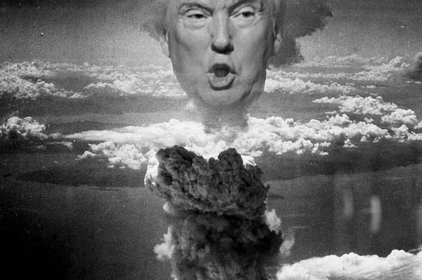 One Small Step by a Trump into Nuclear Armageddon