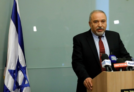 Israel: Lieberman Quits over PM refusal to War on Gaza, Gov't Totters