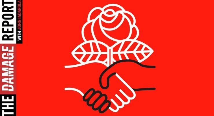 Can Sanders' House Progressives go International to Block Bannon's Far Right?