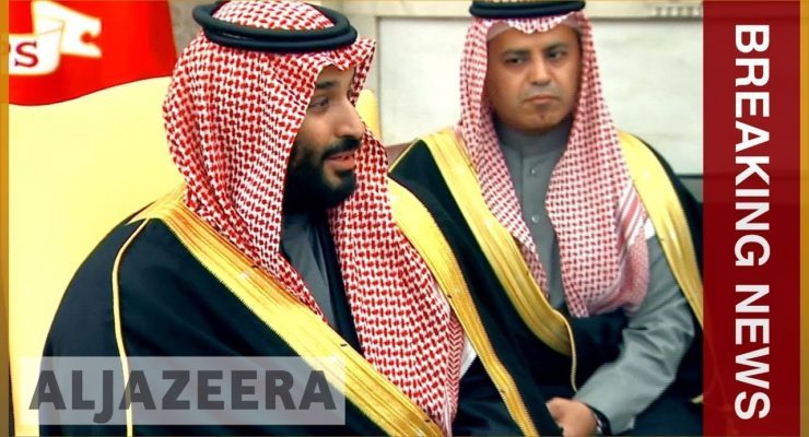 CIA has Recording of Saudi Crown Prince planning Hit on Khashoggi: Turkish 'Hurriyet'