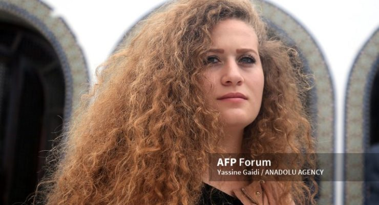 Why do we Revere Malala but Not Ahed Tamimi?