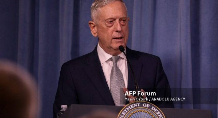 Are Trump & Khashoggi Case dragging down SecDef Mattis, Last Adult in Room?