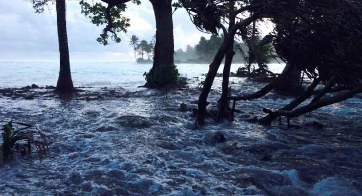 Island Nations facing Rising Seas Demand Action at UN Climate Summit
