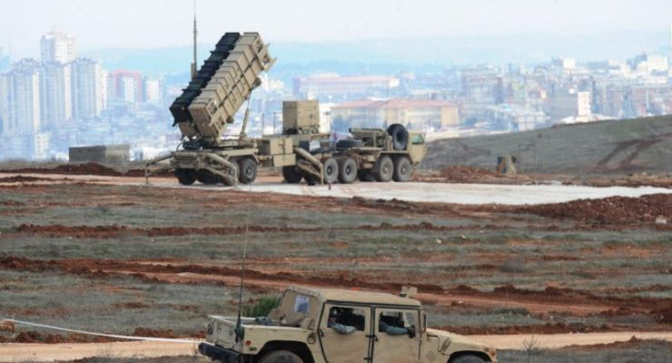 Trump Leaves Syria, then Turkey Announces $3.5 bn Patriot Missile Buy