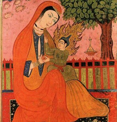 Christmas and Sufism: Rumi on the Nativity and the Christ Within