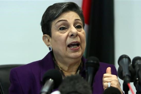 1,451 War Crimes:  Ashrawi Condemns new Squatter Housing as Israeli Settler Colonialism