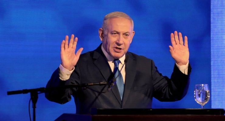 Israel turns unstable Abruptly, as Police urge PM Netanyahu be indicted