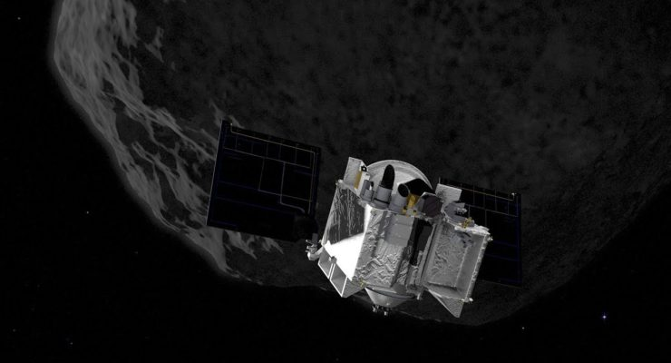 NASA Spacecraft rendezvous with Asteroid that could one Day Collide with Earth