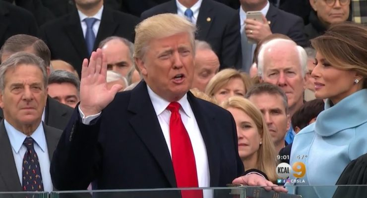 Was even Trump's Inauguration a Corrupt Scam? And, Was Ivanka in the Middle?
