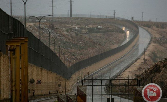Israel's Jim Crow Segregated Road-Wall Opens in Occupied Palestinian West Bank