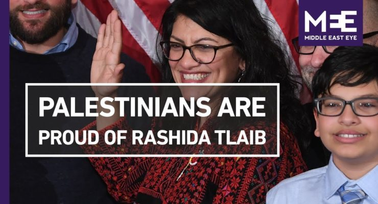 GOP Rep. Seeks to Block Tlaib Palestine Congressional Delegation