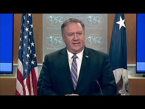 Pompeo taps Iran-Contra Death Squad Backer to 'Restore Democracy' in Venezuela