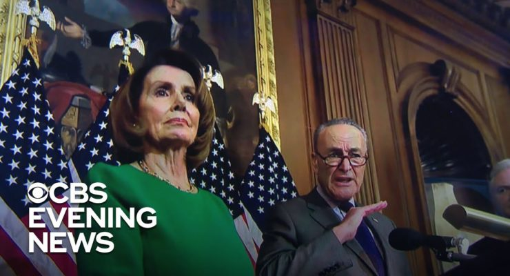 Top 6 Things Wrong with Trump denying Pelosi Gov't Transport
