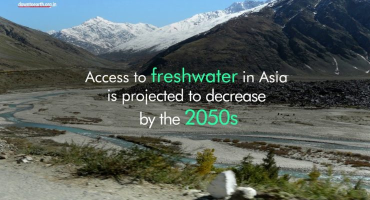 2/3s of Himalayan Glaciers to Melt by 2100, Threatening Water for 2 Billion People
