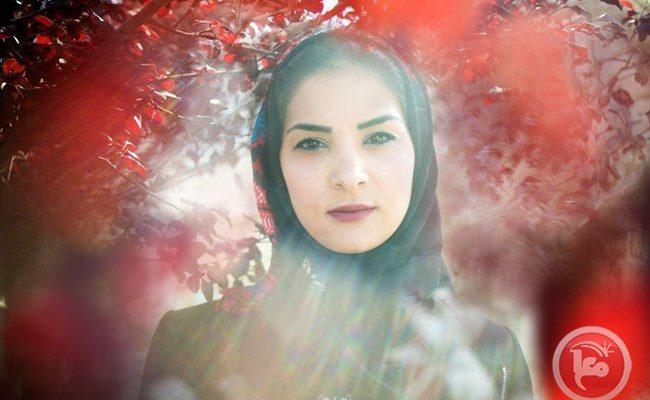 Meet Amani:  A Palestinian Human Rights Defender