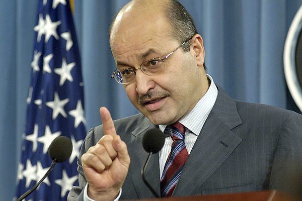 Baghdad: Calls to Expel US Troops from Iraq after Trump said They spy on Iran