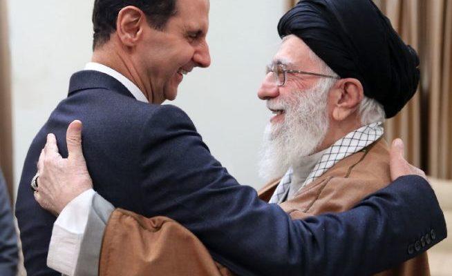 "Khamenei hails Assad in Tehran as Key to ""Resistance"" to US"