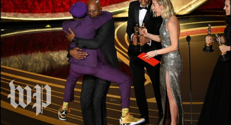 Not Trump's America:  On How the Oscars looked Like the Real America this Year