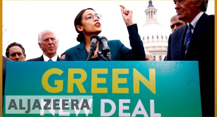 The Green New Deal puts Climate Back on the Agenda