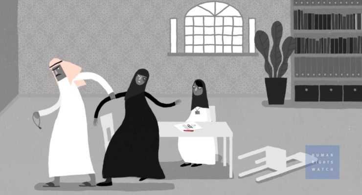 Top Ten Reasons Saudi Women are Running away from their Country
