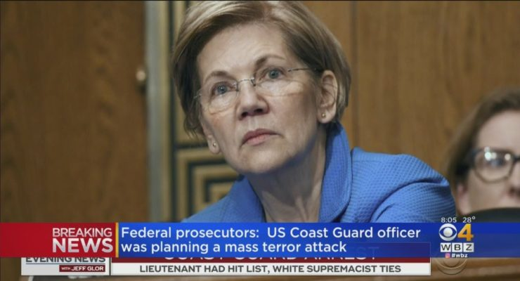 White Terrorist in Coast Guard who Plotted Mass Killings of Dems, Journalists is Arrested