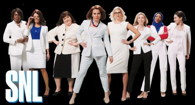 """""""Women of Congress"""" (SNL Video)"""