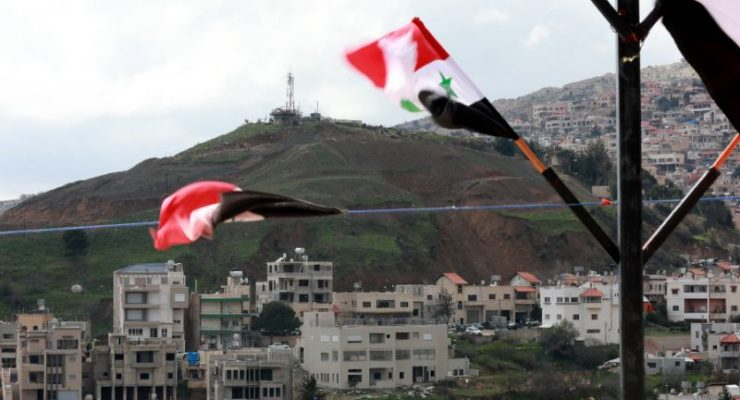 After 8 Years of Civil War, Syrians Finally United … against Trump re: Golan