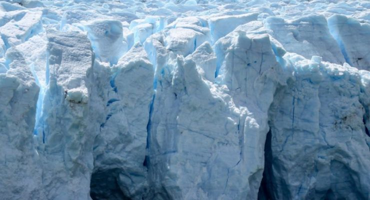 Icebergs Hiving off Chile's Giant Grey Glacier at Alarming Rate