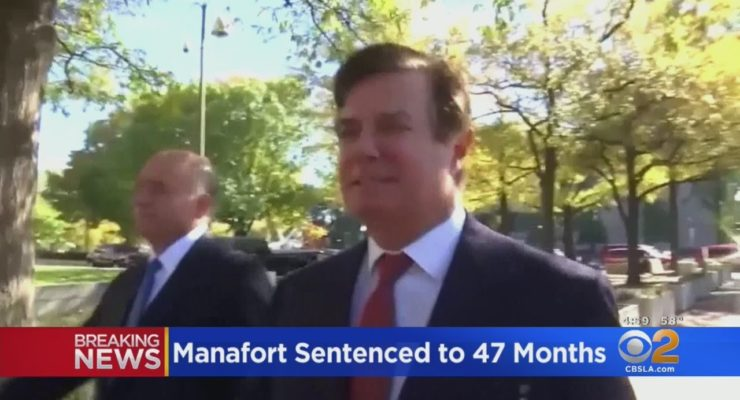 """Millionaire """"Justice"""": 5 Petty Shoplifting Charges sentenced more harshly than Manafort's Hiding Millions"""