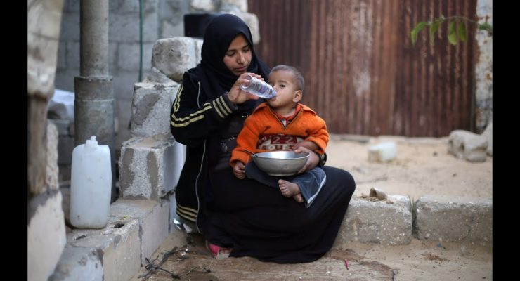 Access to Clean Water is a Human Right, so why is Palestine an Exception?