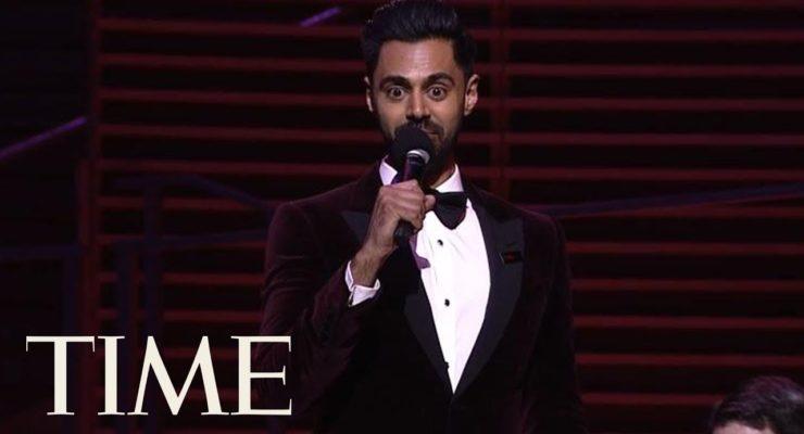 Comedian Hasan Minhaj Calls out Jared Kushner at Gala,  Demands Release of Saudi Woman Dissident