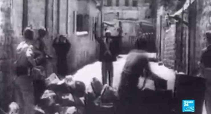 On 71st Anniversary of Great Expulsion, Palestinians have Grown to 13.1 Million