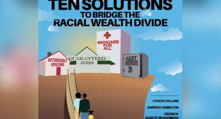 Race and Inequality: Black college graduate Families have 33 percent less wealth than White High School Dropouts