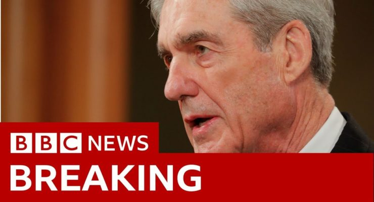 Robert Mueller Statement Transcript: If we had Found Trump Innocent, We would Have Said So