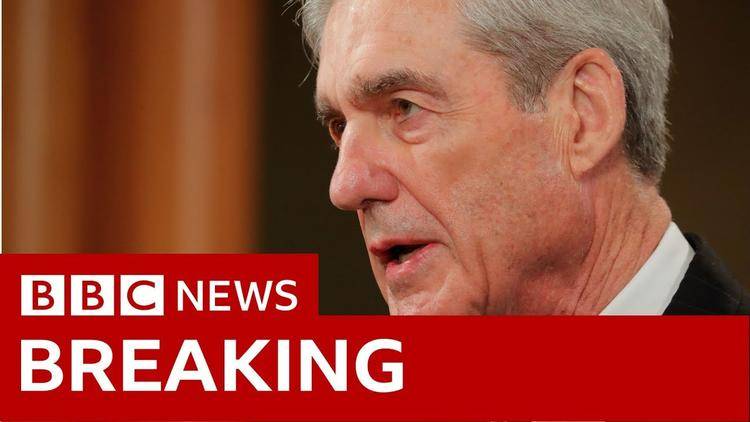 Robert Mueller Statement Transcript: If we had Found Trump